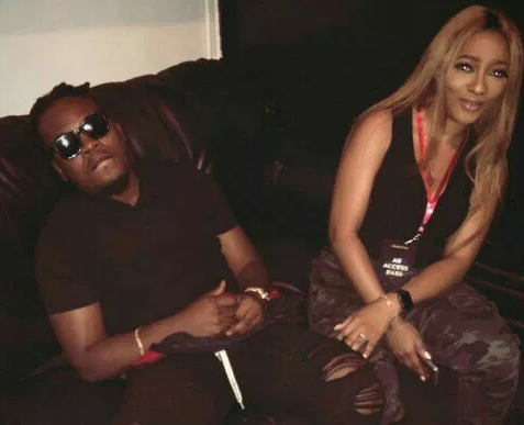 Olamide And Fiancee Serve Couple Goals In New Photo | KOKO