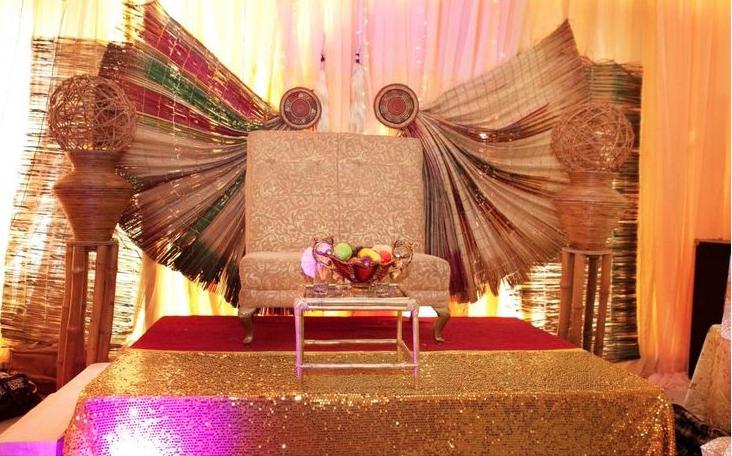 7 creative decorations for traditional weddings brides nigeria 7 creative decorations for traditional weddings junglespirit Gallery