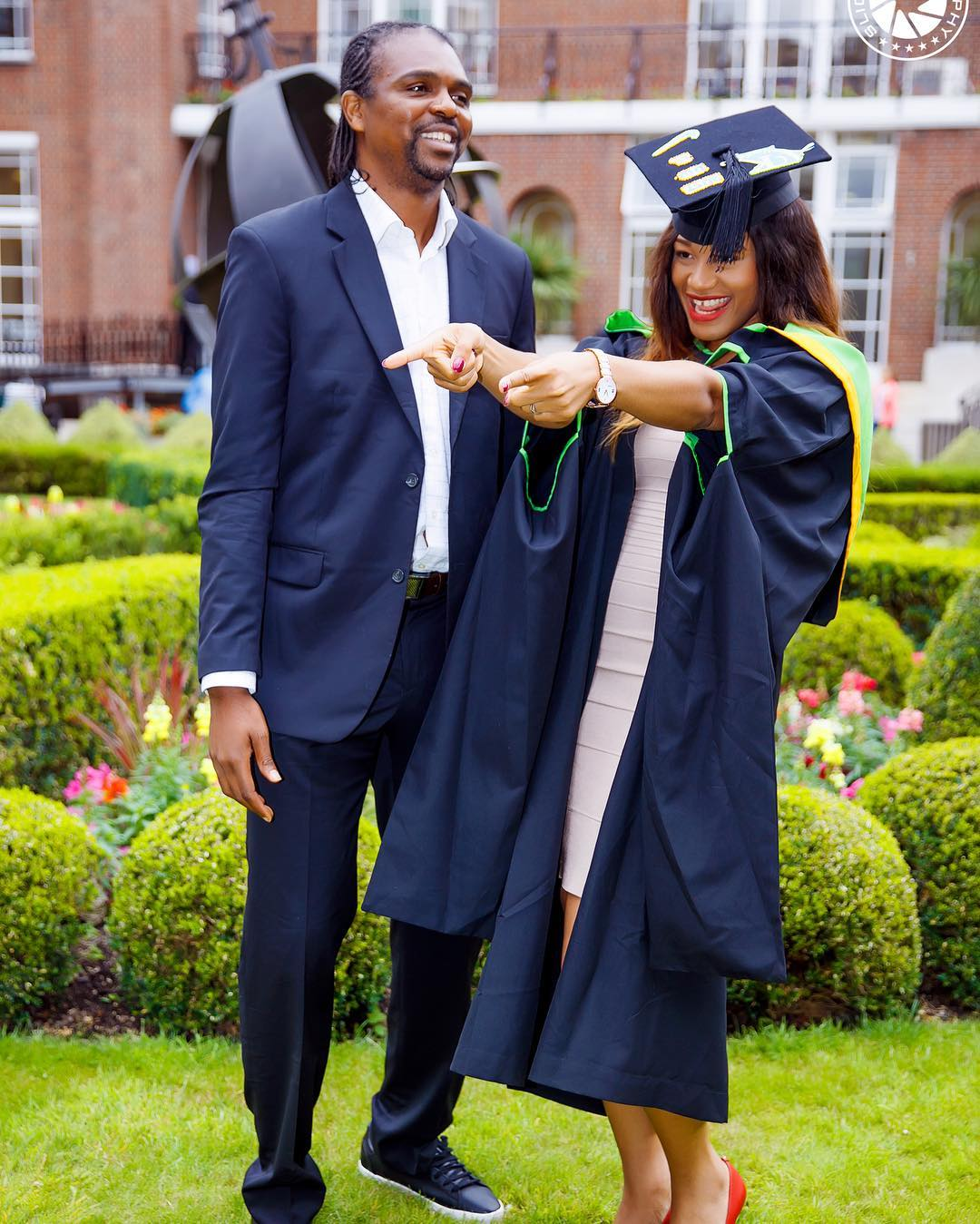 kanu nwankwo and wife celebrates 14th wedding anniversary
