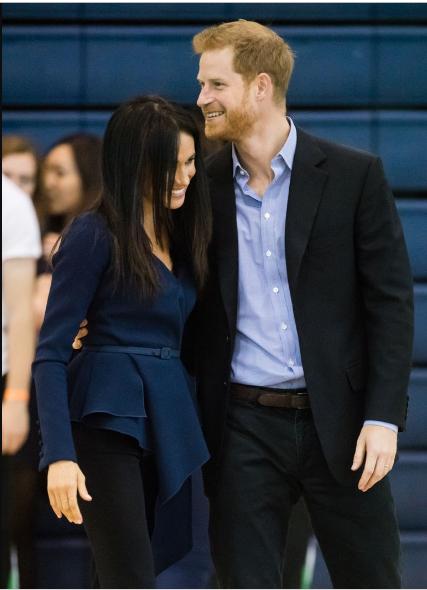Royal Couple 1