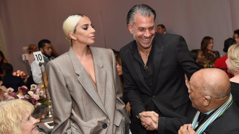Lady Gaga announces engagement 3