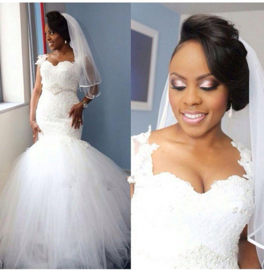 55485dc3ac4 See The 2018 Wedding Gown Style That Stormed Nigerian Wedding Scenes ...