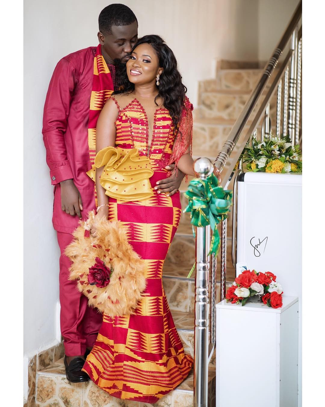 Ghanaian Traditional Wedding: Anabelle Shares All There Is To Know About Her Traditional