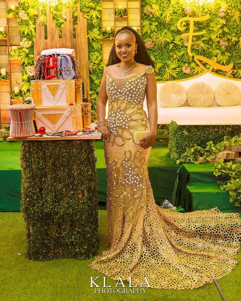 0abdb2695fa Photos Of Beautiful Nigerian Wedding Gowns - Gomes Weine AG