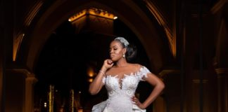 cea4293ac30 Bridal Designer With Style- She Rocked Three Gorgeous Bridal Outfits On..