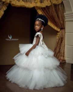 Little Bride Dress For Your Wedding Ceremony