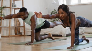 Workouts Couples Can Do To Bond Together