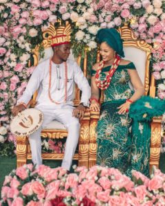 Vendors Came Together And Threw A Fake Igbo Traditional Wedding