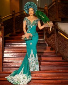 Igbo Bridal Beauty Look