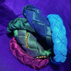 Ditch Your Gele And Rock These Unique Aso Oke Headband