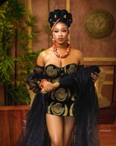 Igbo Traditional Bridal Beauty