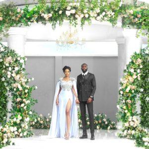 Gedoni And Khafi Celebrate First Wedding Anniversary