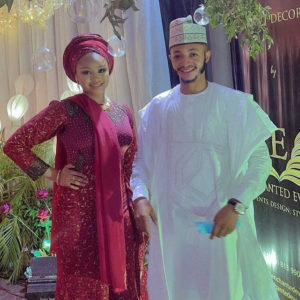 Jigawa State Governor's Son Marries A Lady He Met On Snapchat