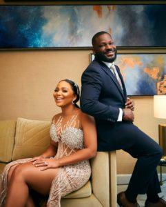 Nkechi And Olakunle's Pre-wedding Photos