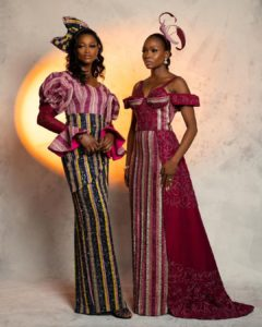 """The Traditional Bridal Collection """"TF IRAWO"""" By Toju Foyeh"""