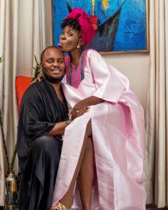 Kemi Lala Akindoju And Chef Fregz Celebrate Wedding Anniversary