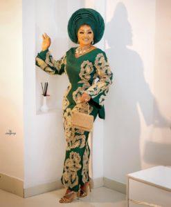 Yoruba Bridal Look