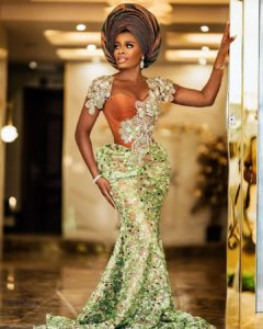 Asoebi Designs That Will Lit Up Your Event