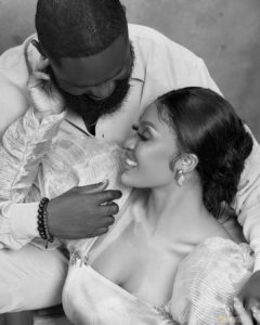Yomi Casual And Wife Grace Celebrates 4th Wedding Anniversary