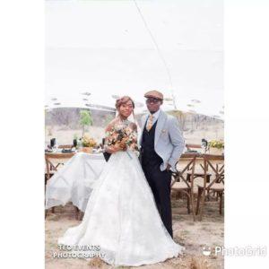 Ruth And Byron Vintage Farm Wedding In Zimbabwe