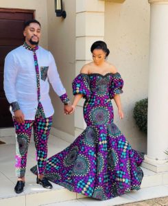 Stunning Ankara Styles For Couples