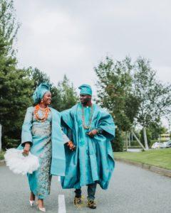 Alaga Iduro And Alaga Ijoko At A Yoruba Traditional Wedding