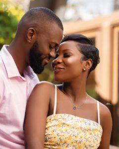 #TeamForever21 A Love Like Magic- Tina and Kwabena Stunning Pre-Wedding Shoot In Ghana