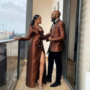 Couples Fashion Looks From Banky W And Adesua Etomi