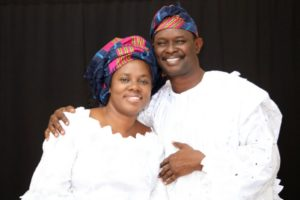 To Gloria The Most Precious Gift- Mike Bamiloye Pens Beautiful Message To Wife As They Celebrate Wedding Anniversary