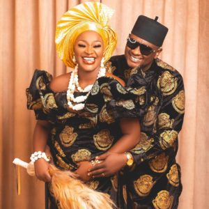 Together Is Our Favourite Place To Be- ChaCha Eke Shares Adorable Family Shoot